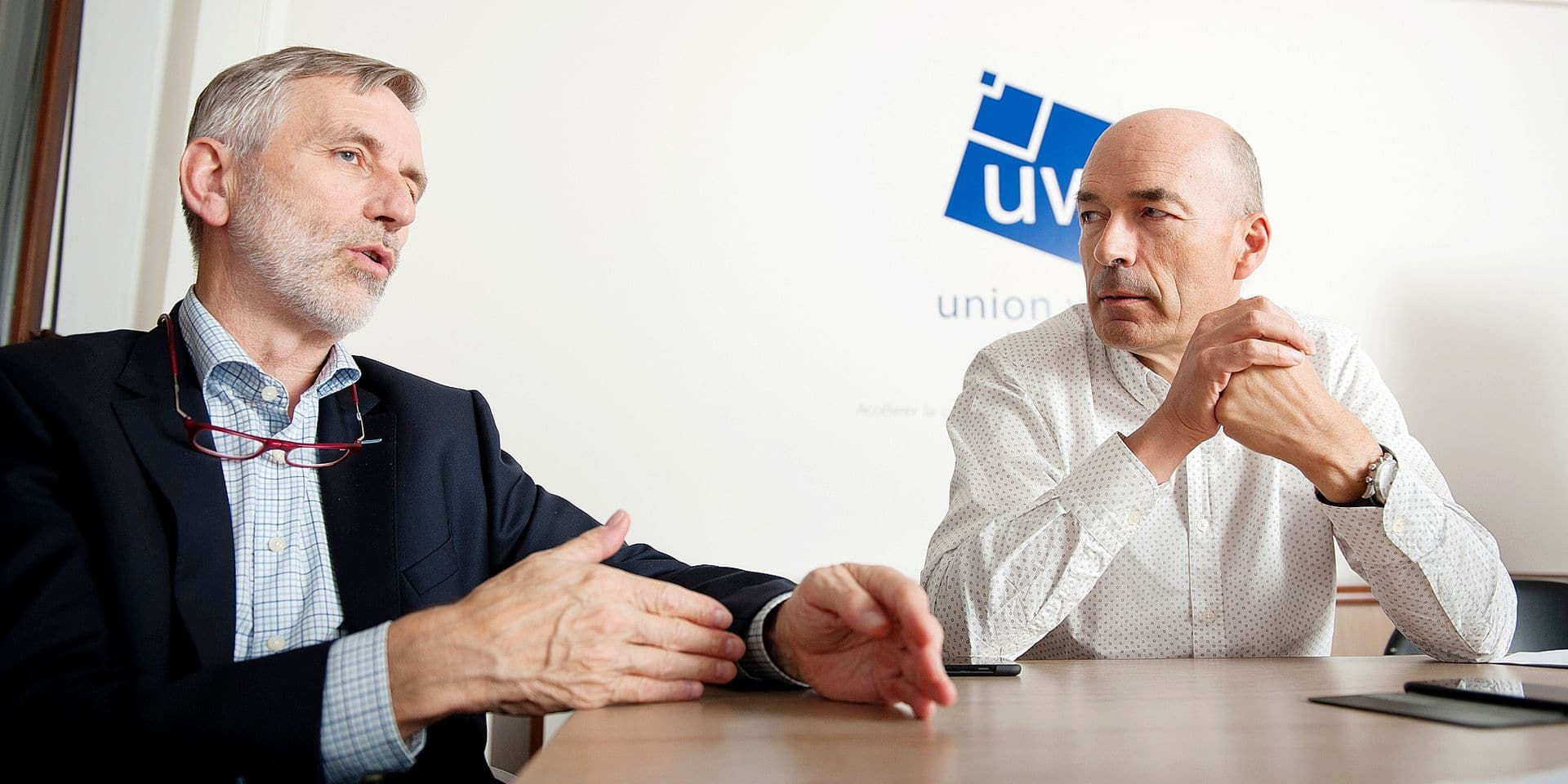 Guerre de tranchées à l'Union wallonne des entreprises