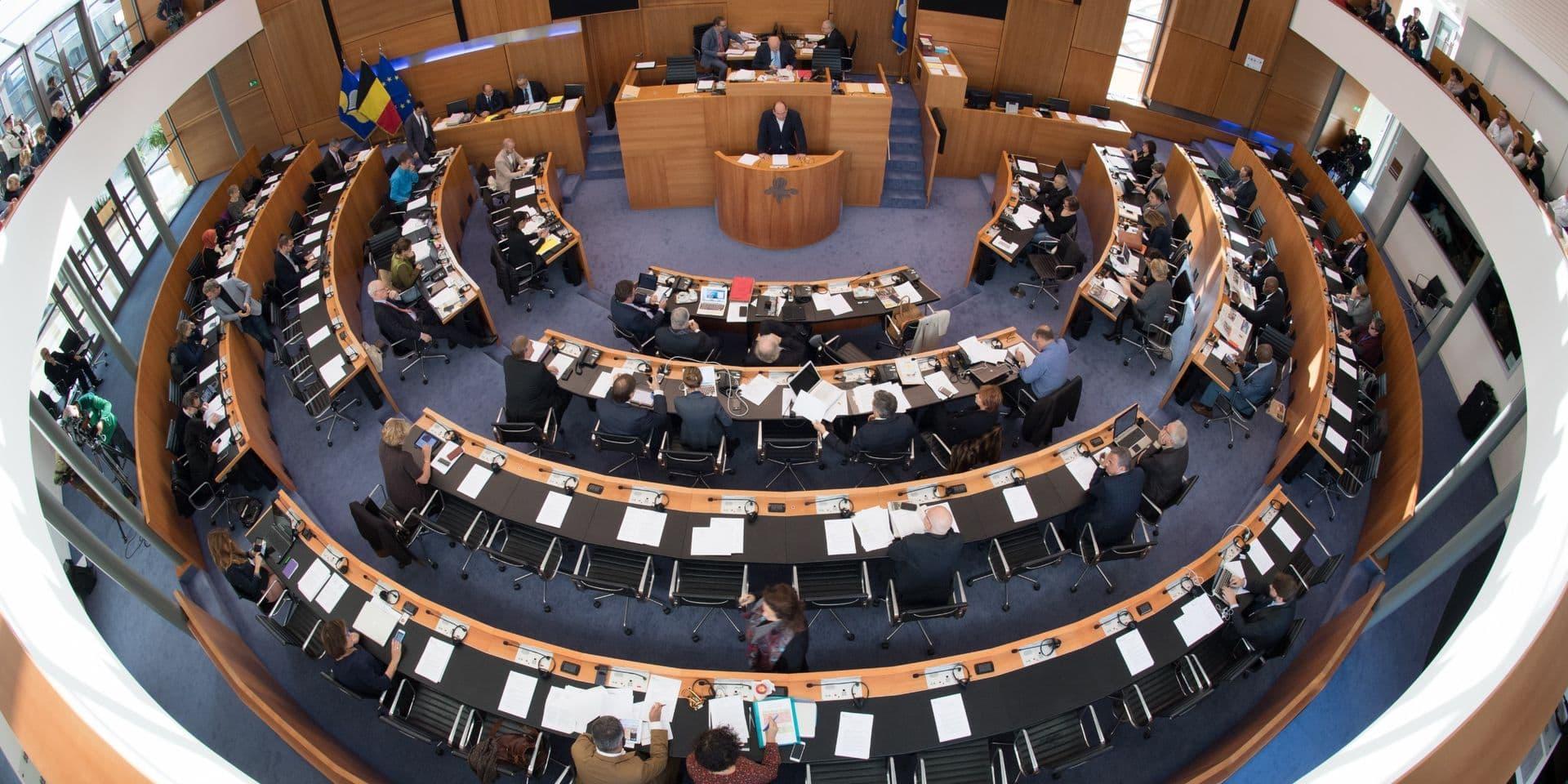 Feu vert du parlement bruxellois au démarrage de la première commission délibérative