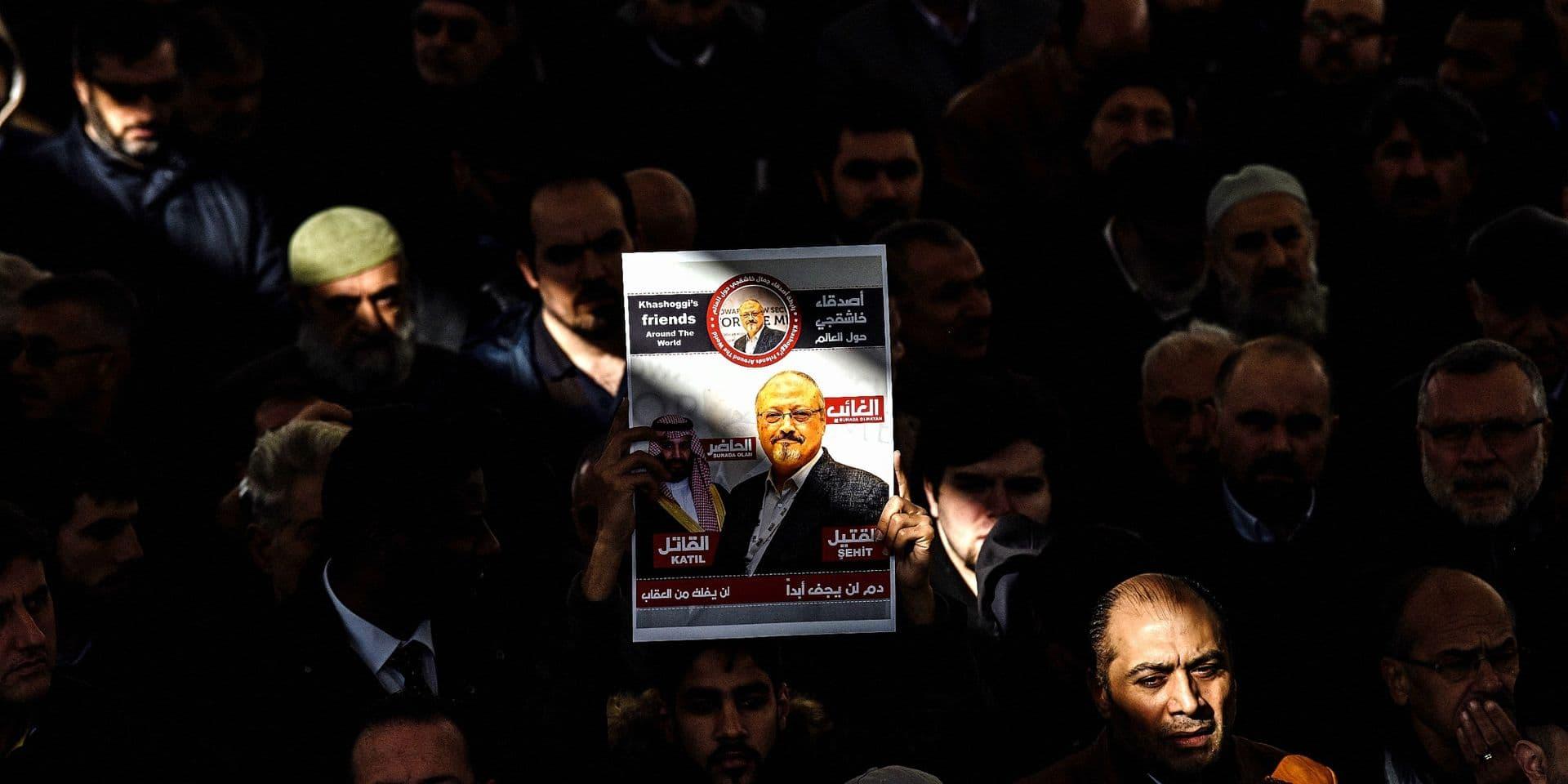 """Biden a utilisé l'affaire Khashoggi pour remettre Mohammed ben Salmane dans le """"droit chemin"""", à savoir l'alignement en tant qu'exécutant de la politique américaine dans la région."""