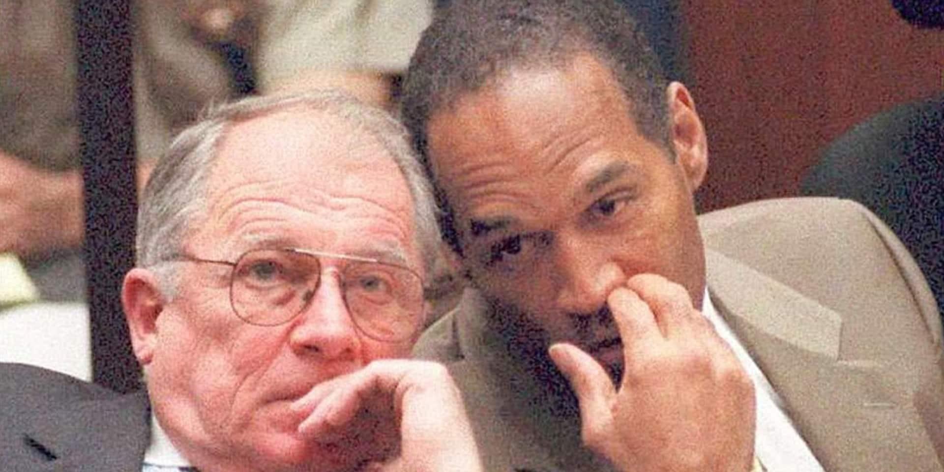 Le célèbre et controversé avocat qui avait sauvé la mise à O.J. Simpson est décédé