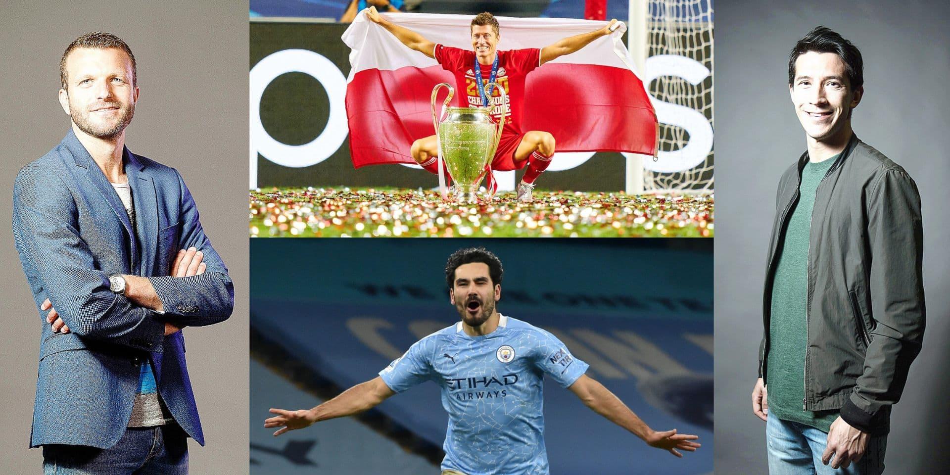 """Nos experts préfacent la suite de la Ligue des Champions: """"Le Bayern et Manchester City sont au-dessus du lot"""""""