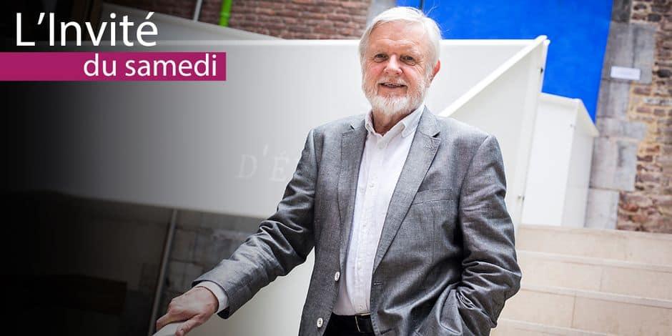 """Bernard Rentier (virologue): """"Pour les experts de Vandenbroucke, l'idéal est d'enfermer tout le monde. Mais il existe une stratégie alternative"""""""