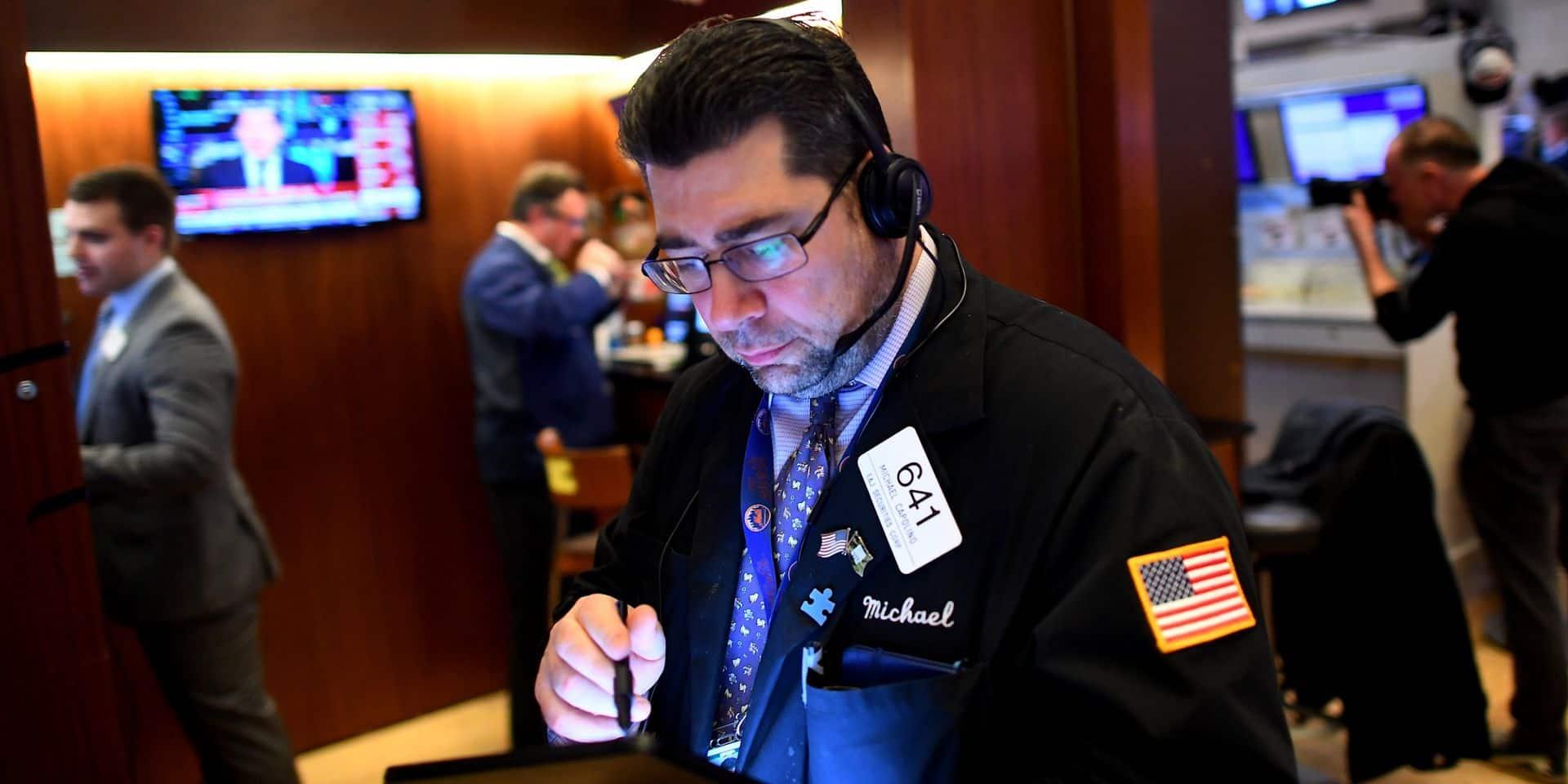 Wall Street ouvre en hausse après un accord sur des mesures de relance