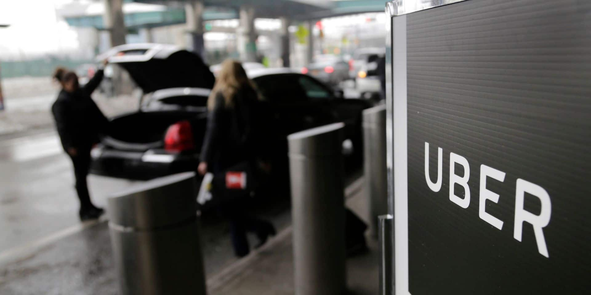 Uber interdit à Bruxelles ? Les chauffeurs ne pourront plus utiliser leur smartphone