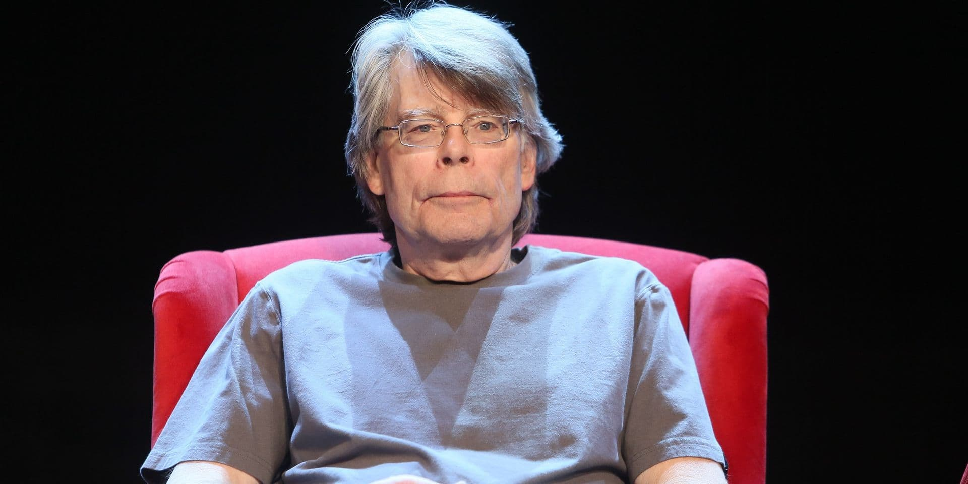 Stephen King reste saignant
