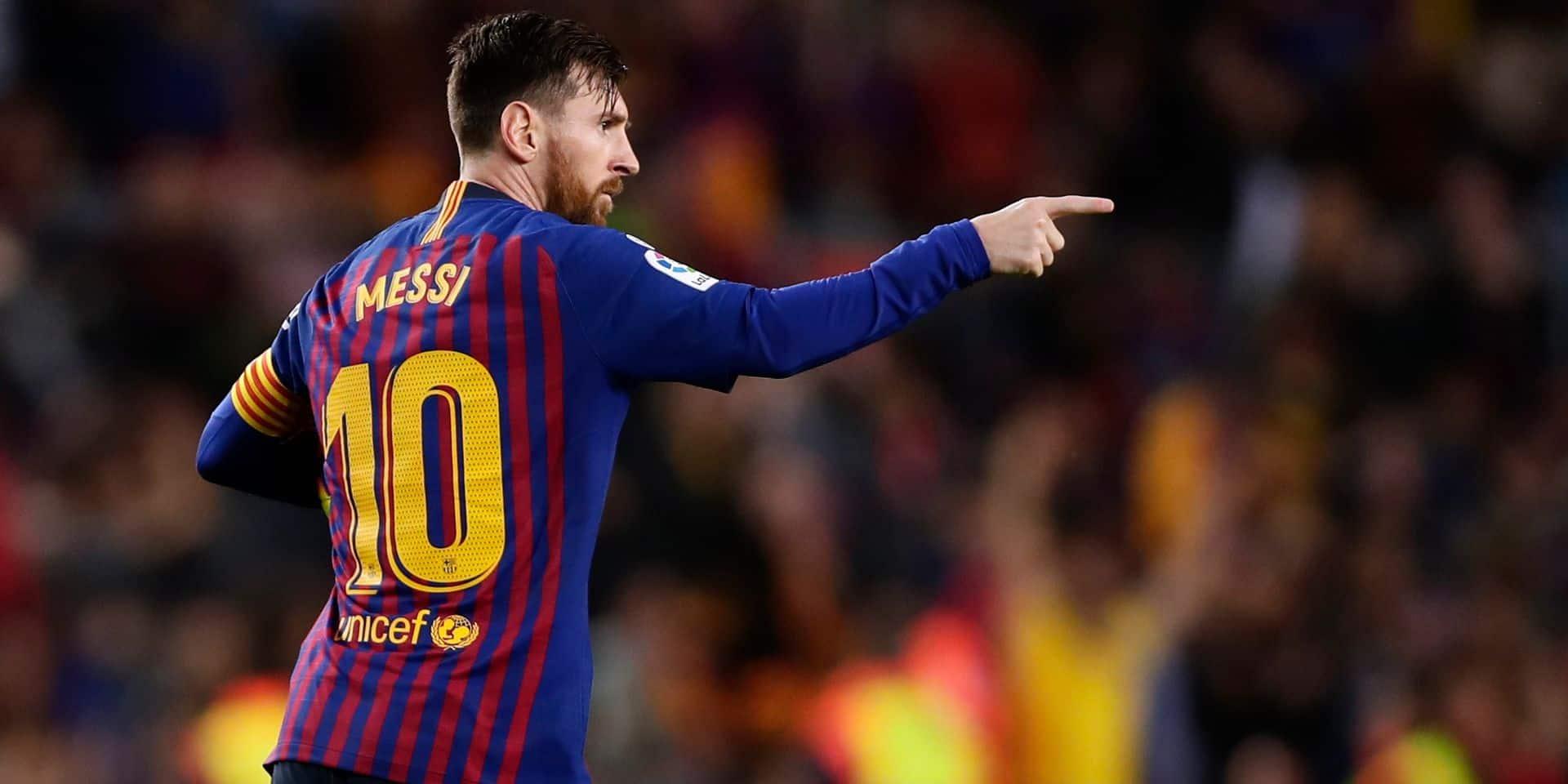 Le Barça, le club qui paie le mieux en moyenne
