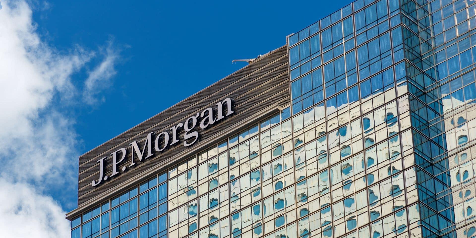 JPMorgan Chase dégage un bénéfice 2019 égal à la valeur de Ford à Wall Street