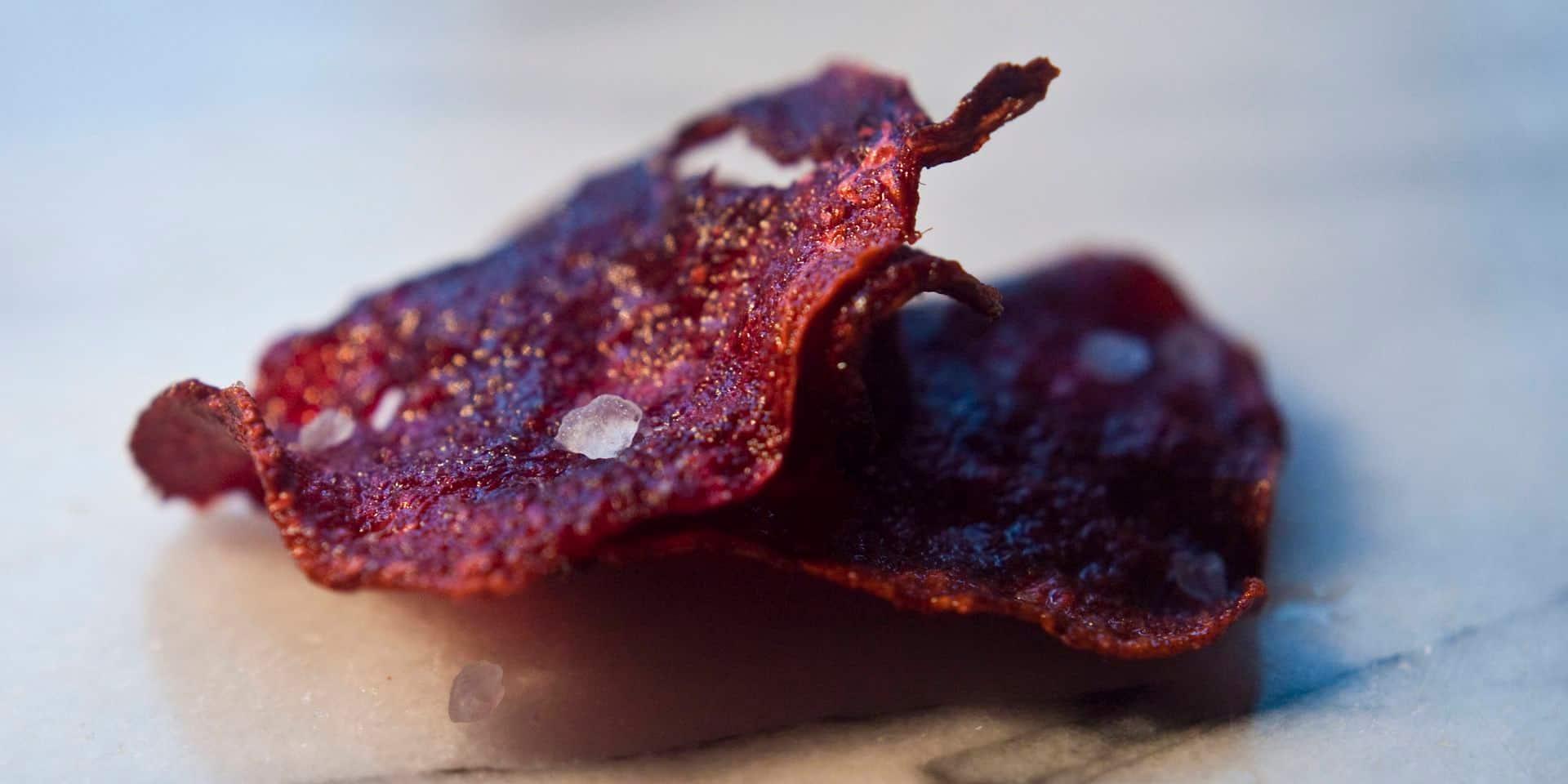 Les chips de légumes pires que les chips classiques
