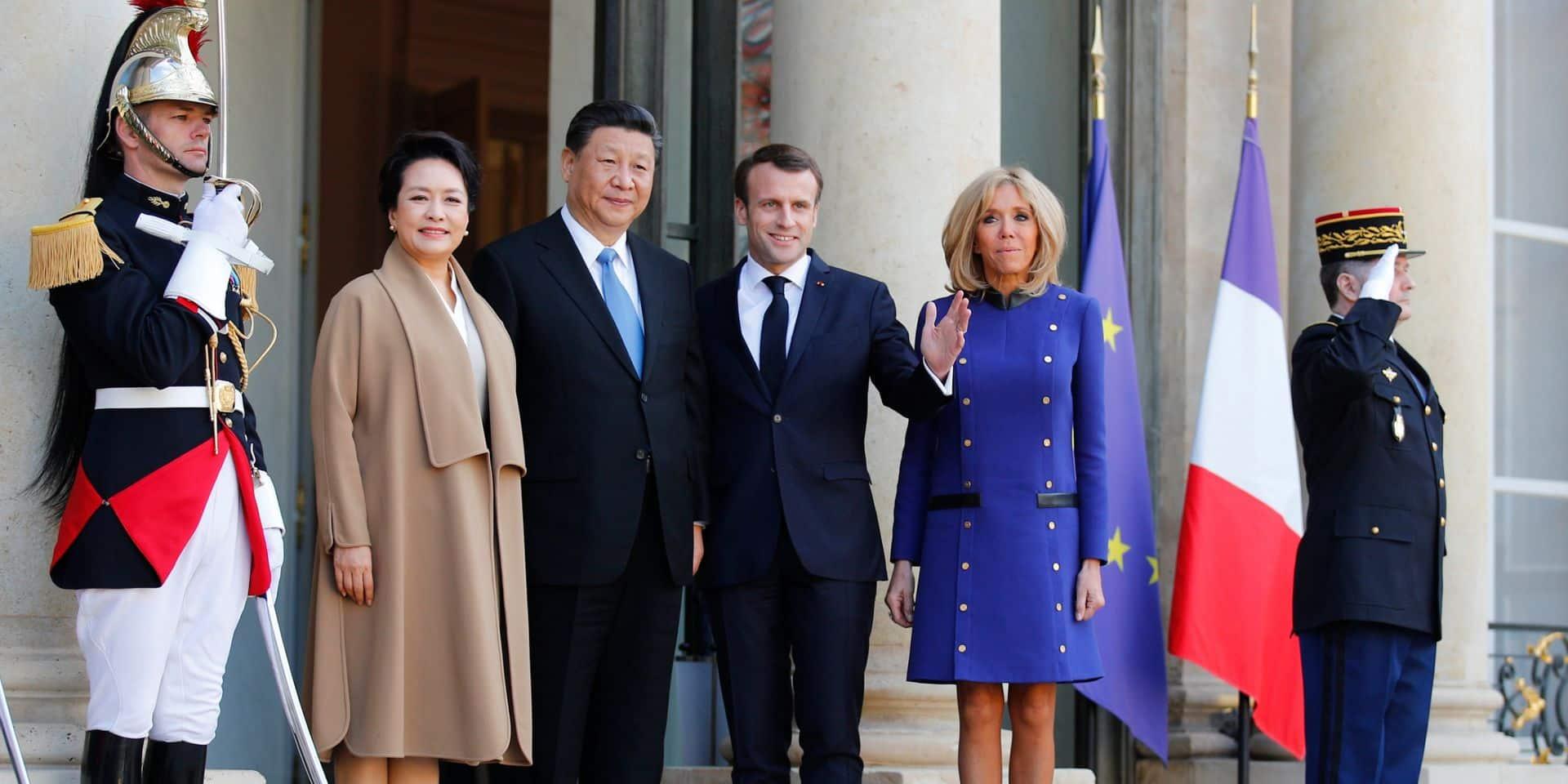 Coronavirus: Emmanuel Macron et Xi Jinping souhaitent la tenue d'un G20 extraordinaire