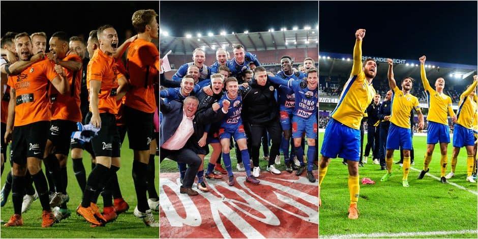 Football: les leçons lamentables et réjouissantes de la coupe de Belgique - La Libre