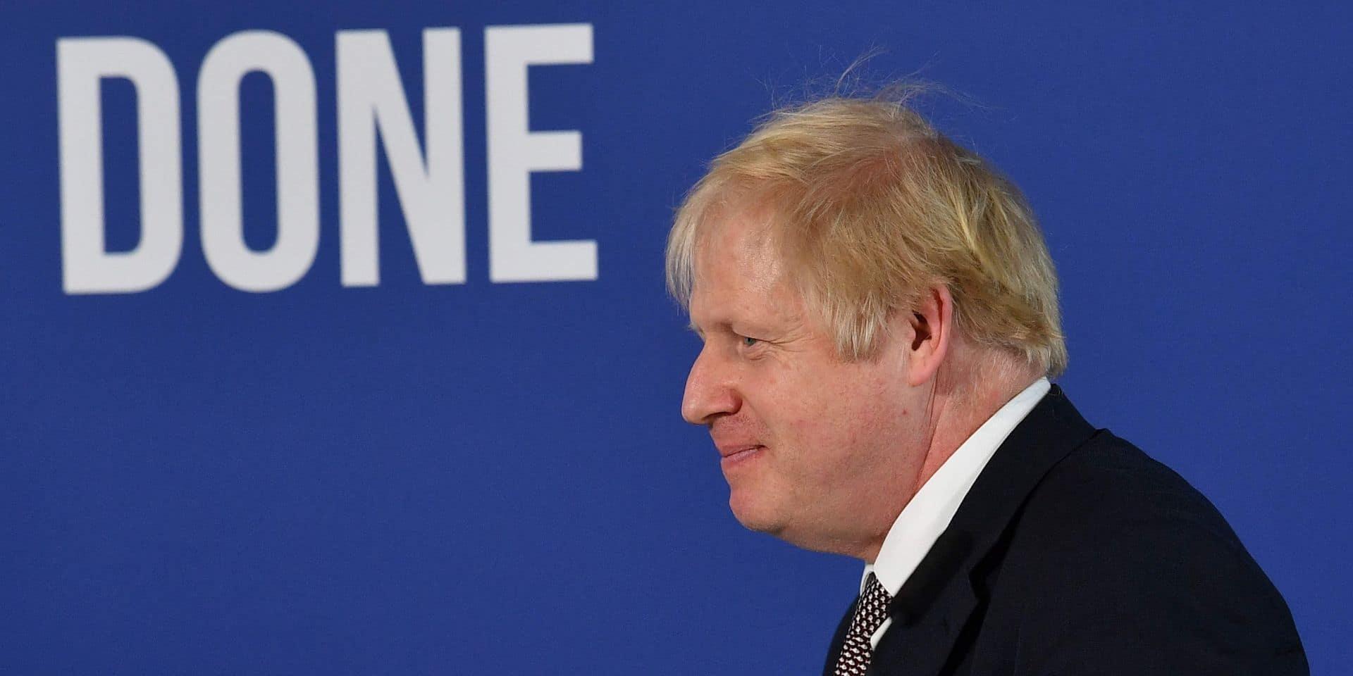 Brexit: Londres confirme son refus de prolonger la transition