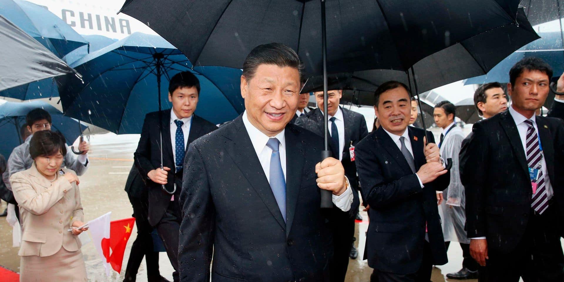 Les exportations chinoises repartent à la hausse malgré le climat tendu