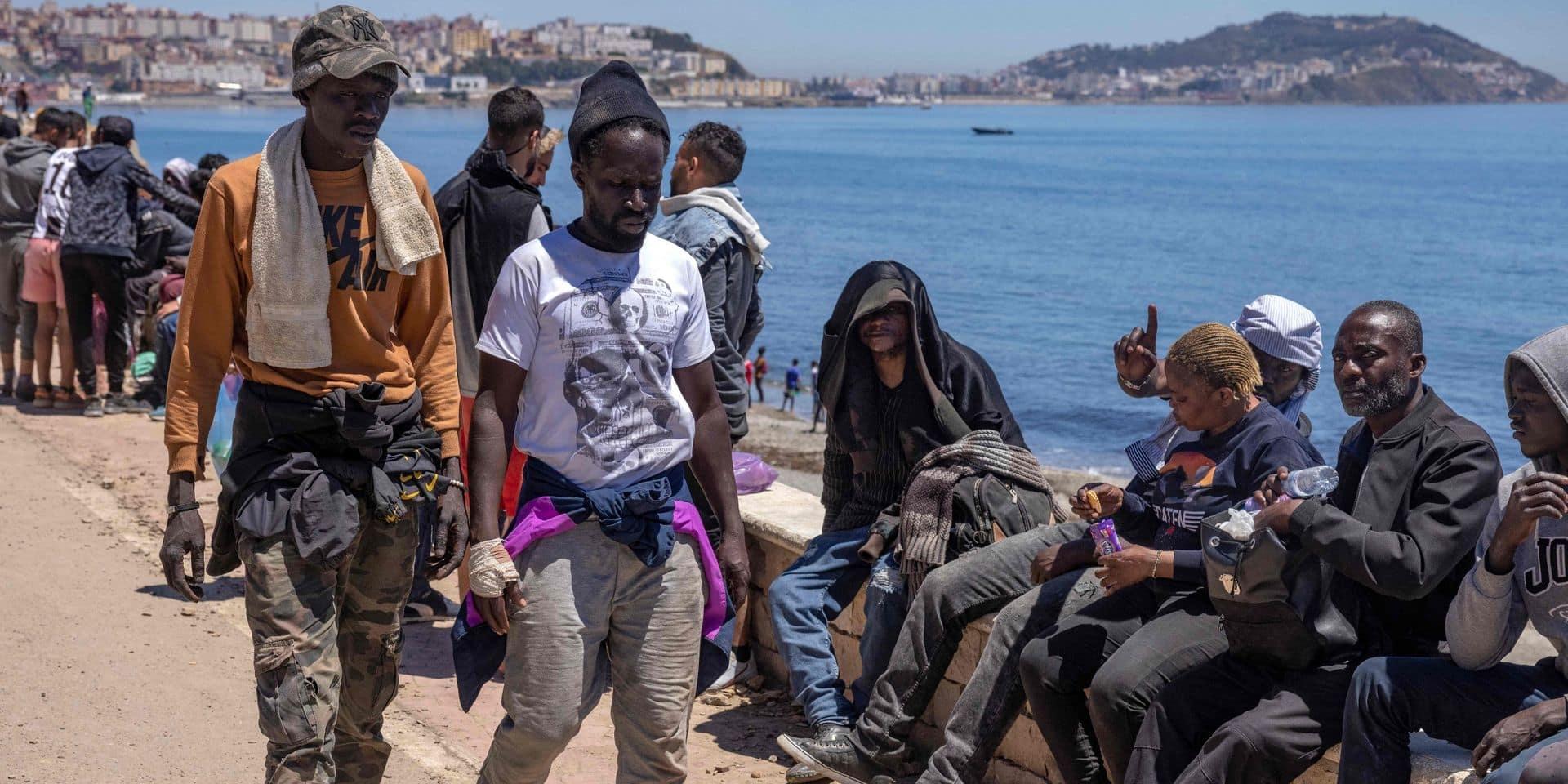 Crise migratoire à Ceuta: le calme est revenu à la frontière avec le Maroc