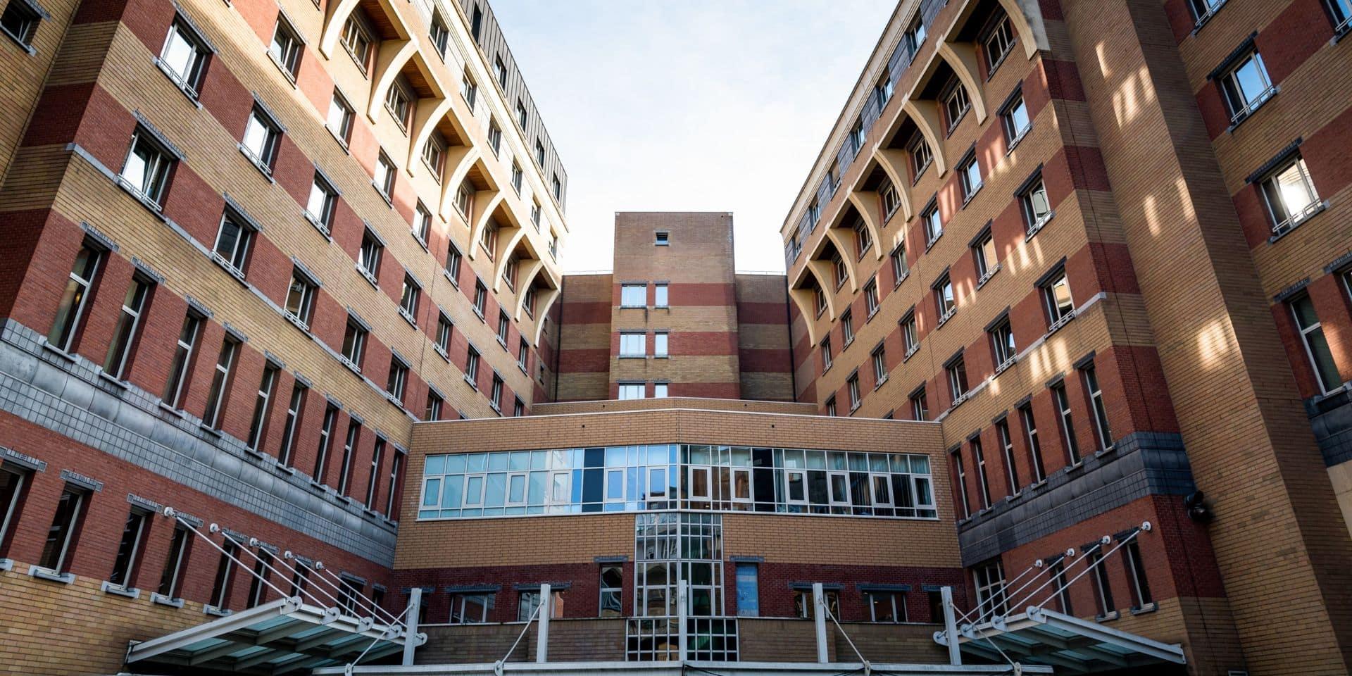 """Les hôpitaux publics bruxellois demandent une distribution des patients plus équitable : """"Les malades Covid-19 coûtant beaucoup d'argent"""""""