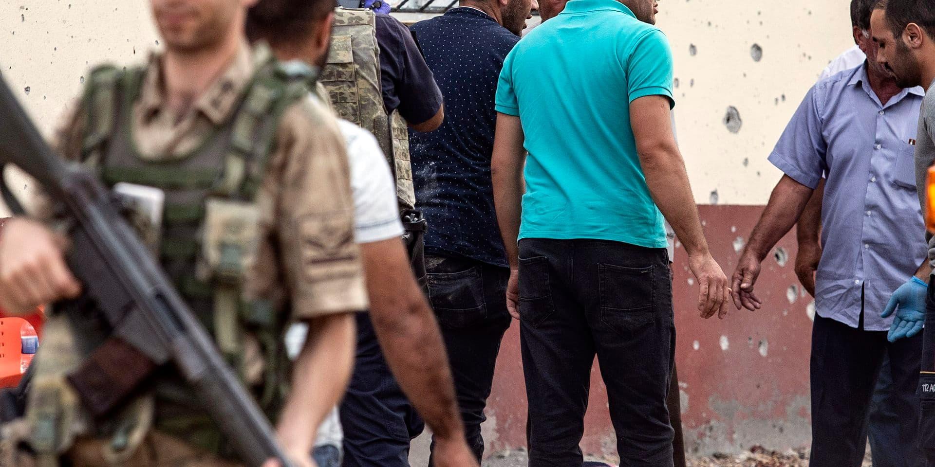 Offensive turque en Syrie: les Kurdes disent que 5 djihadistes ont fui une prison après des tirs turcs