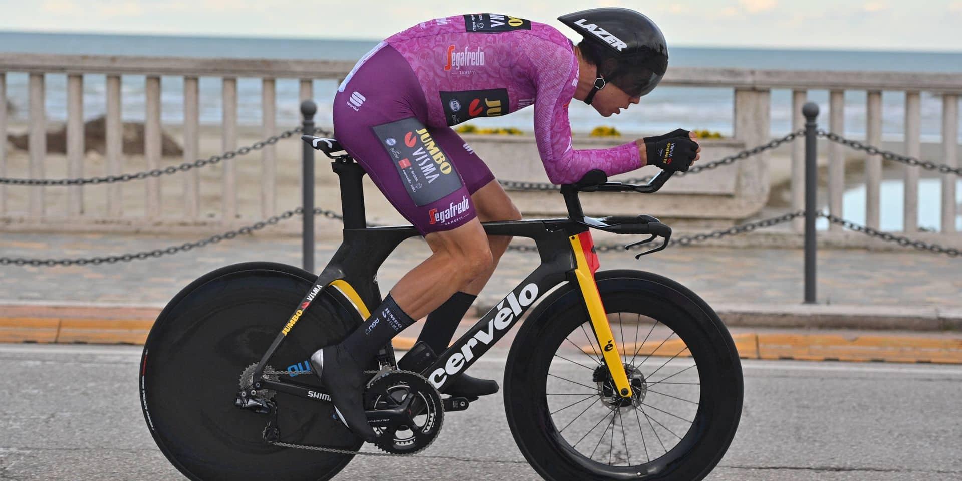 """Van Aert déjà en forme olympique: """"Wout m'a vraiment impressionné"""""""