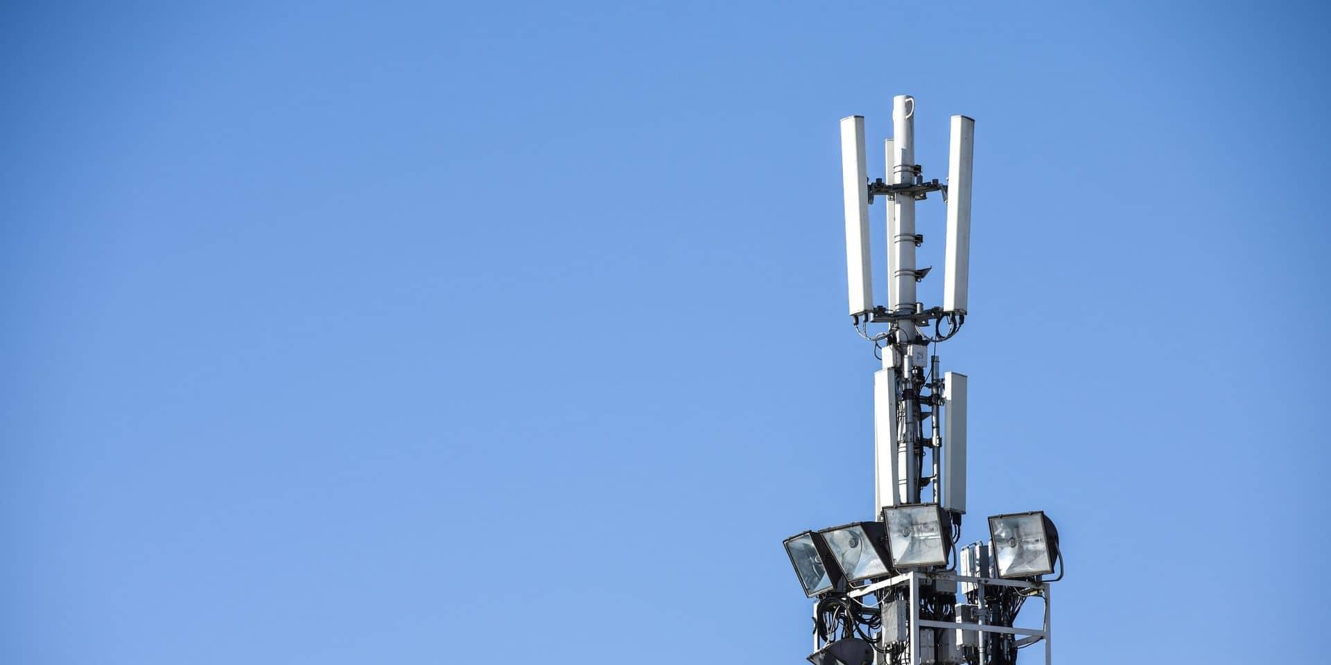 Vers une saturation du réseau 4G à Bruxelles en heure de pointe d'ici 2022?