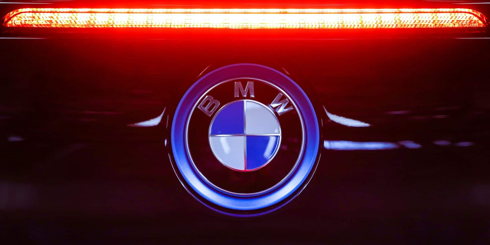 BMW reçoit une amende de 18 millions de dollars pour avoir gonflé ses ventes