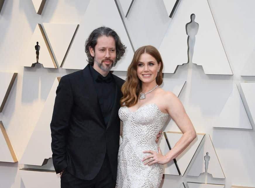 Amy Adams et son mari Darren Le Gallo étaient particulièrement élégants pour cette 91e cérémonie des Oscars.