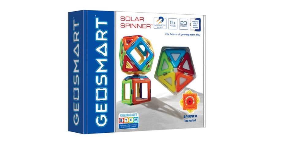 Remportez le jeu Geosmart -Solar Spinner