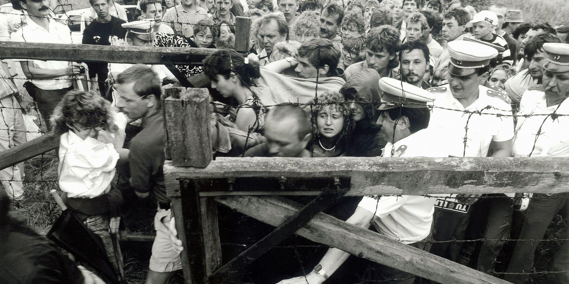 Quand la Hongrie ouvrait le rideau de fer le 10 septembre 1989