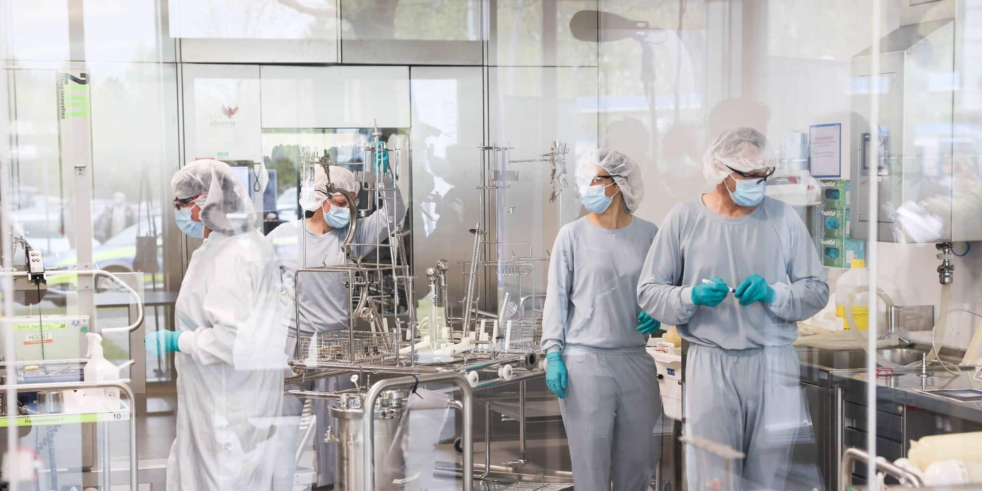 Levée des brevets sur les vaccins: pourquoi le PS a voté contre à l'Europe, avant de se raviser