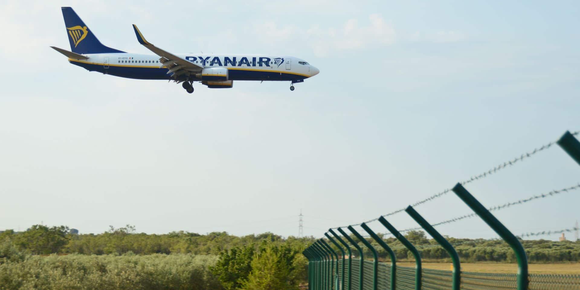 """""""Ryanair va fermer des bases en Espagne et au Portugal"""", des grèves prévues"""