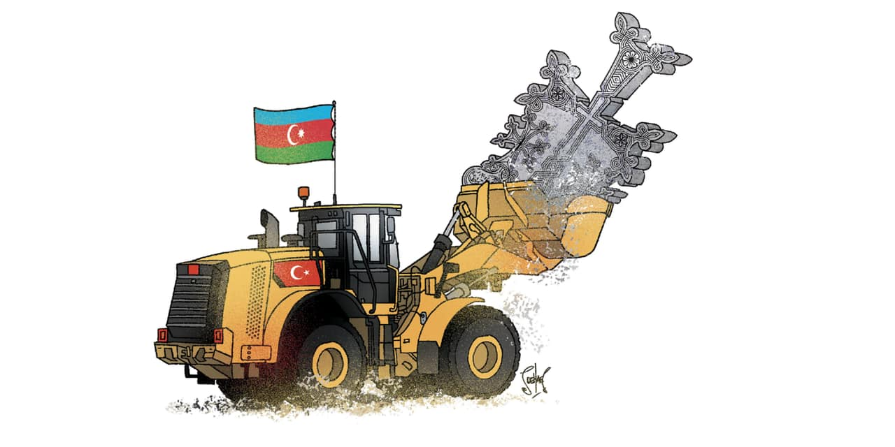 La sauvegarde du patrimoine de l'Arménie doit être une priorité