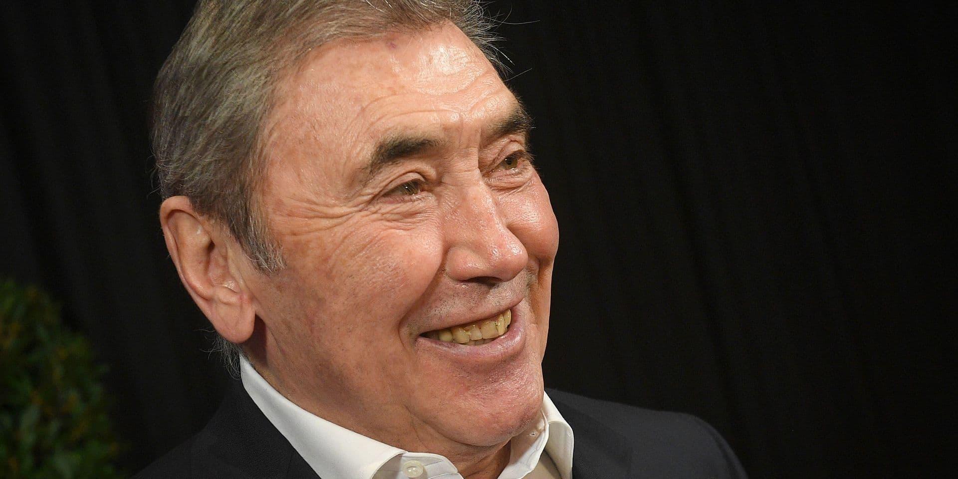 """""""Cette défaite, ils l'ont bien cherchée"""" : Eddy Merckx commente le chrono fatidique du Tour de France"""