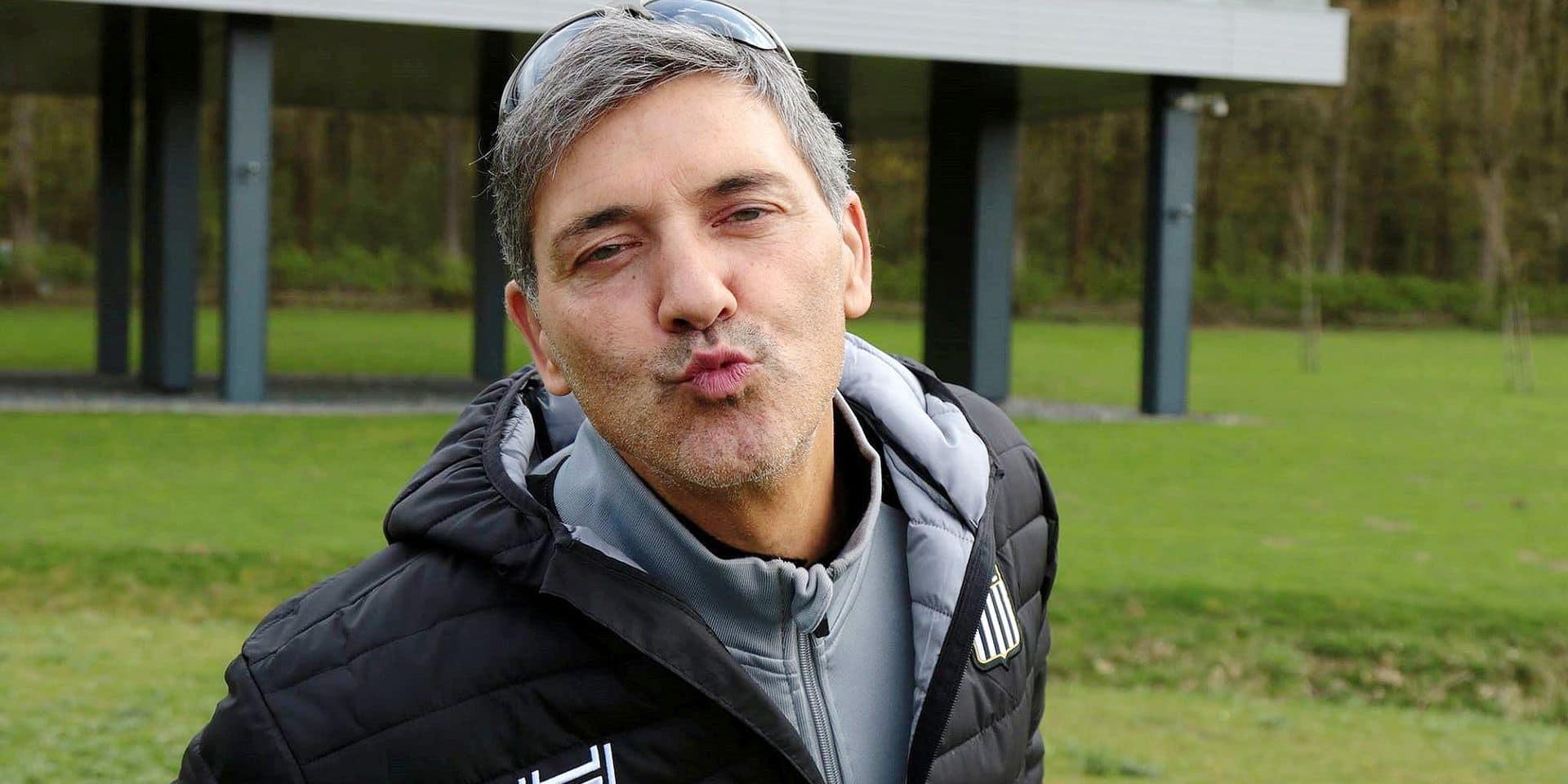 """""""Il a grandi avec nous"""": Felice Mazzù retrouve Charleroi, ceux qui l'ont cotoyé au Sporting témoignent"""