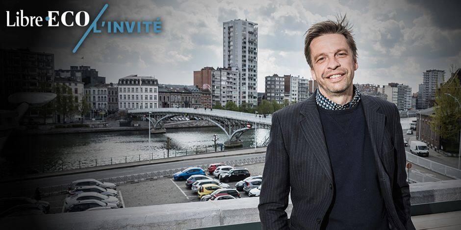 Gaëtan Servais, CEO de Noshaq (ex-Meusinvest)