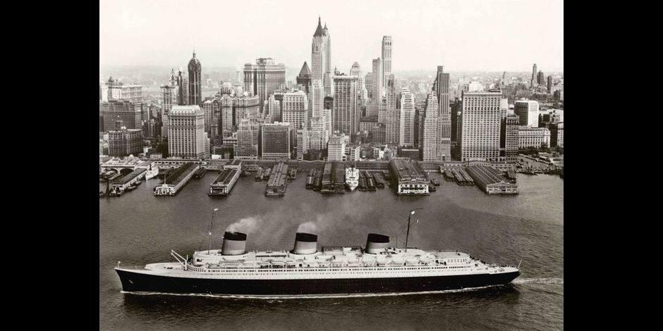 Tout le romantisme et le luxe fou des paquebots transatlantiques