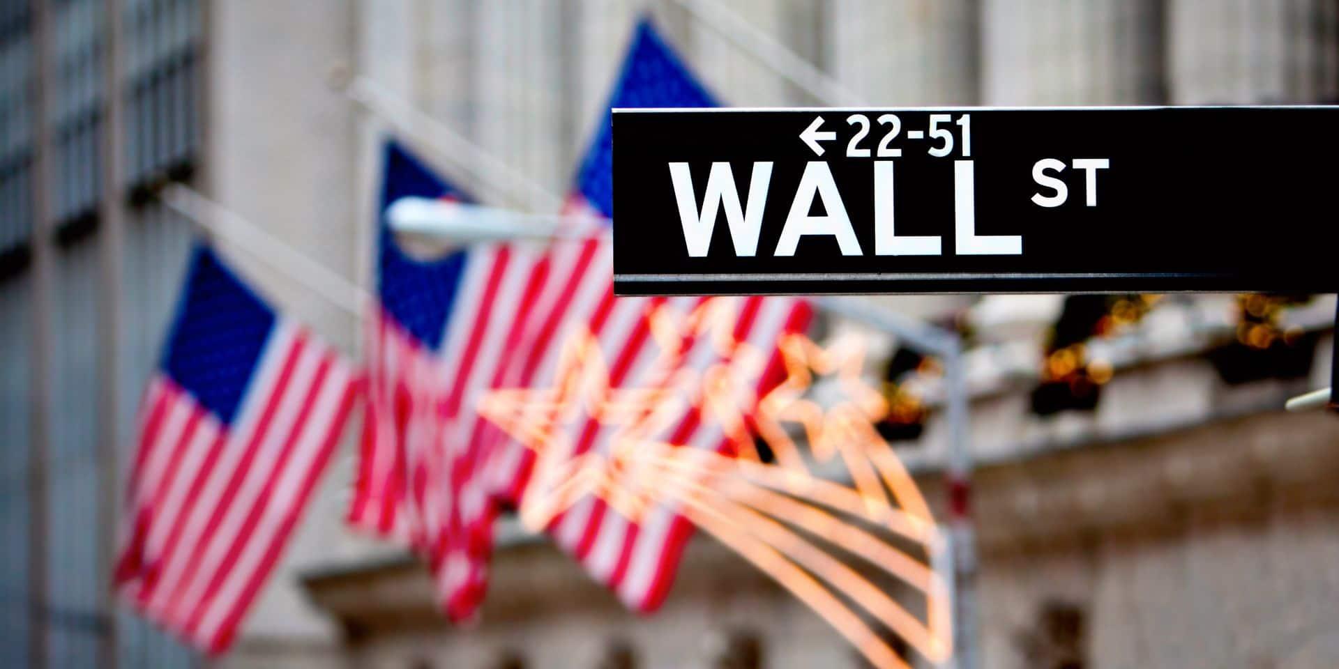 La Bourse de New York ouvre en hausse avant le plan de Biden sur les infrastructures