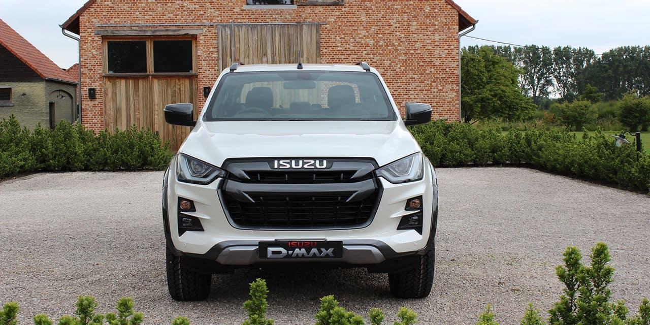 Le nouvel Isuzu D-Max : plus sûr et confortable que jamais