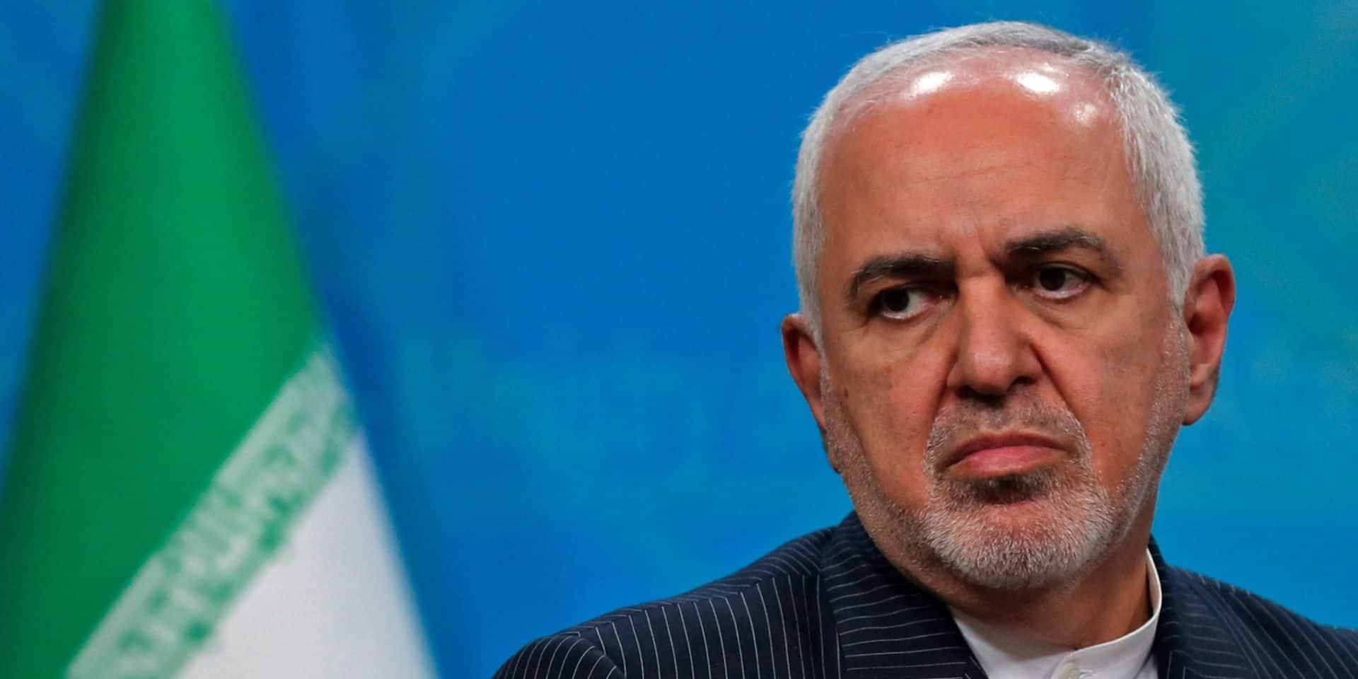 """Le chef de la diplomatie iranienne fragilisé par la diffusion d'un enregistrement """"volé"""""""