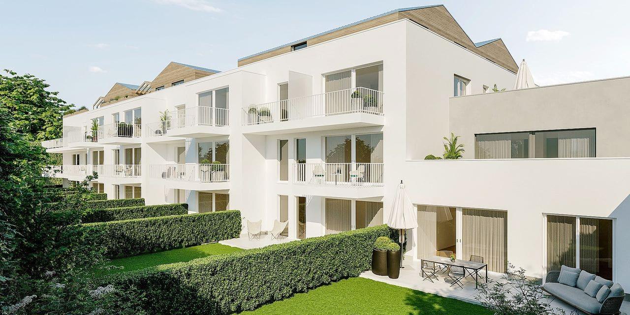 Un nouveau quartier se dessine à Laeken