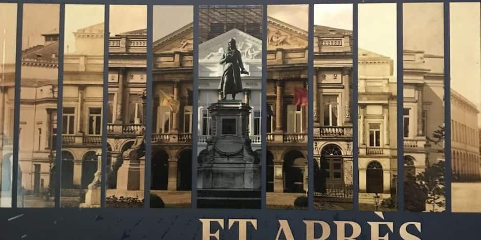 De l'Opéra royal au fédéralisme belge
