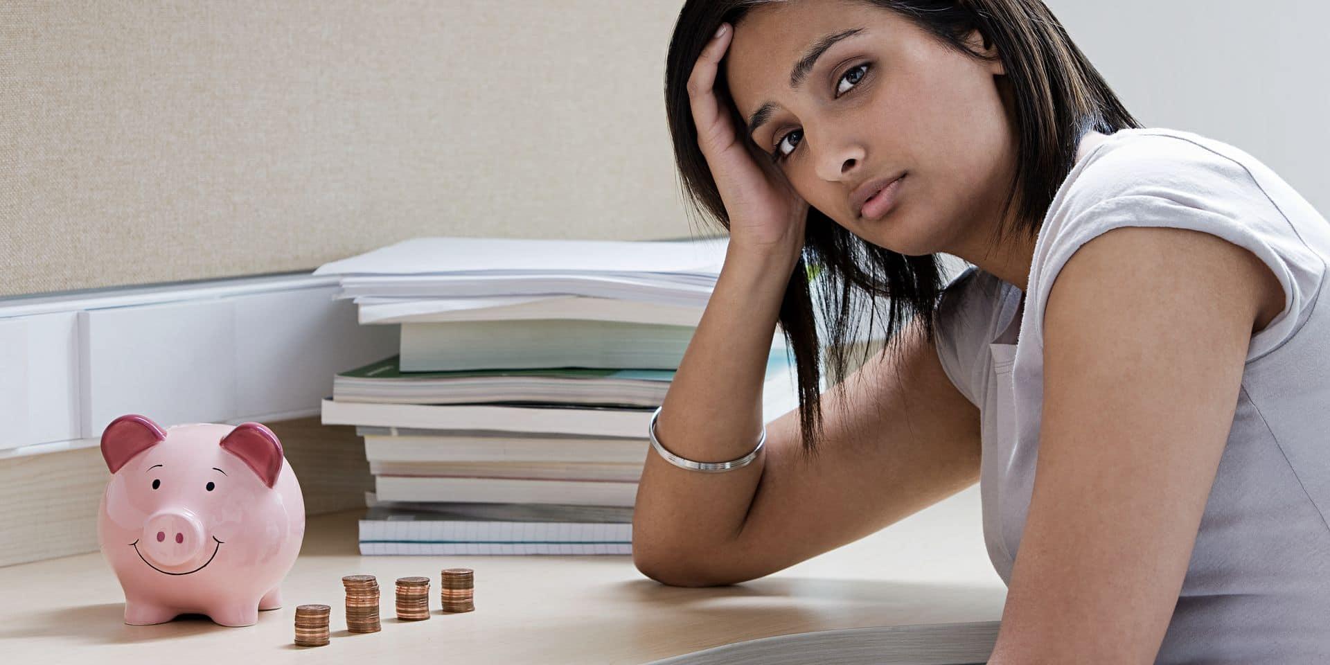 """Les jeunes sont de plus en plus surendettés: """"C'est eux qui ont le plus de difficultés à rembourser leur crédit"""""""