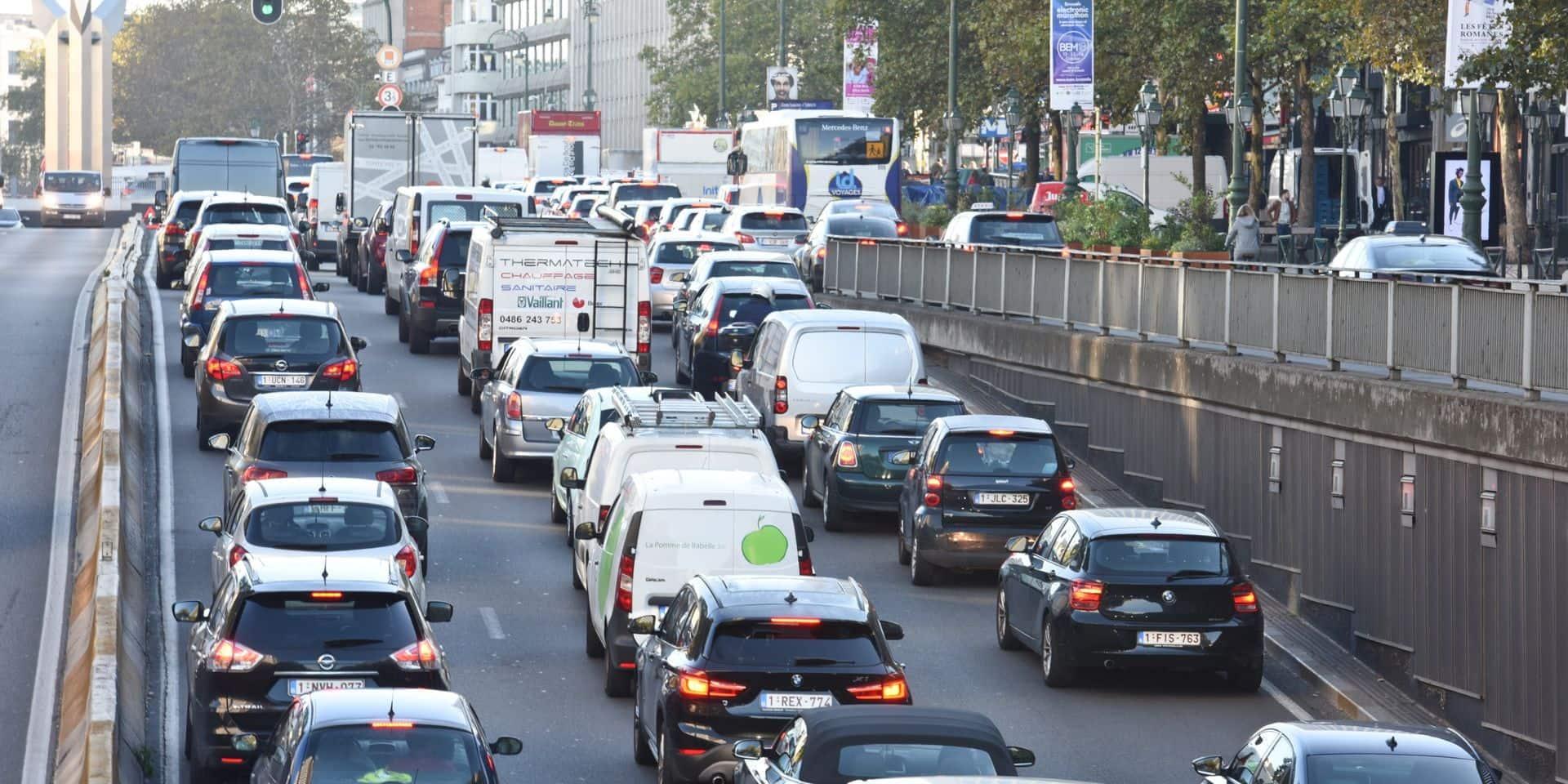 Les plus démunis sont deux fois plus touchés par la pollution de l'air à Bruxelles