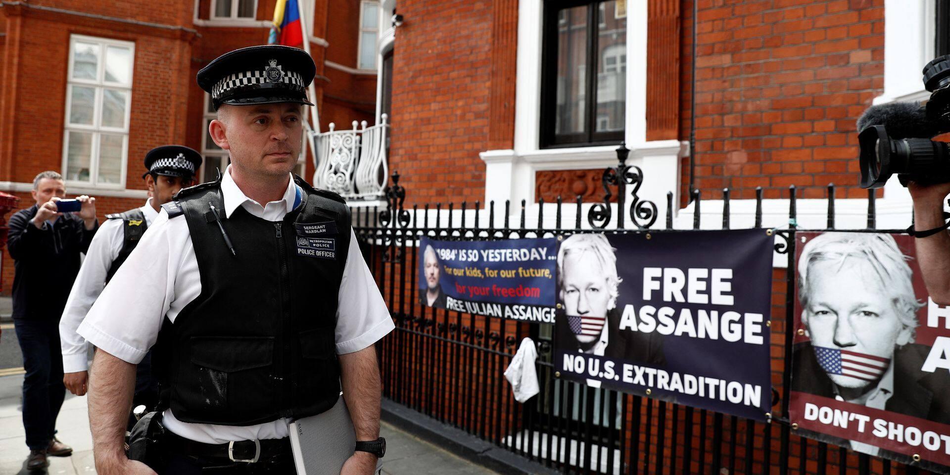 L'audience d'extradition de Julian Assange a été fixée