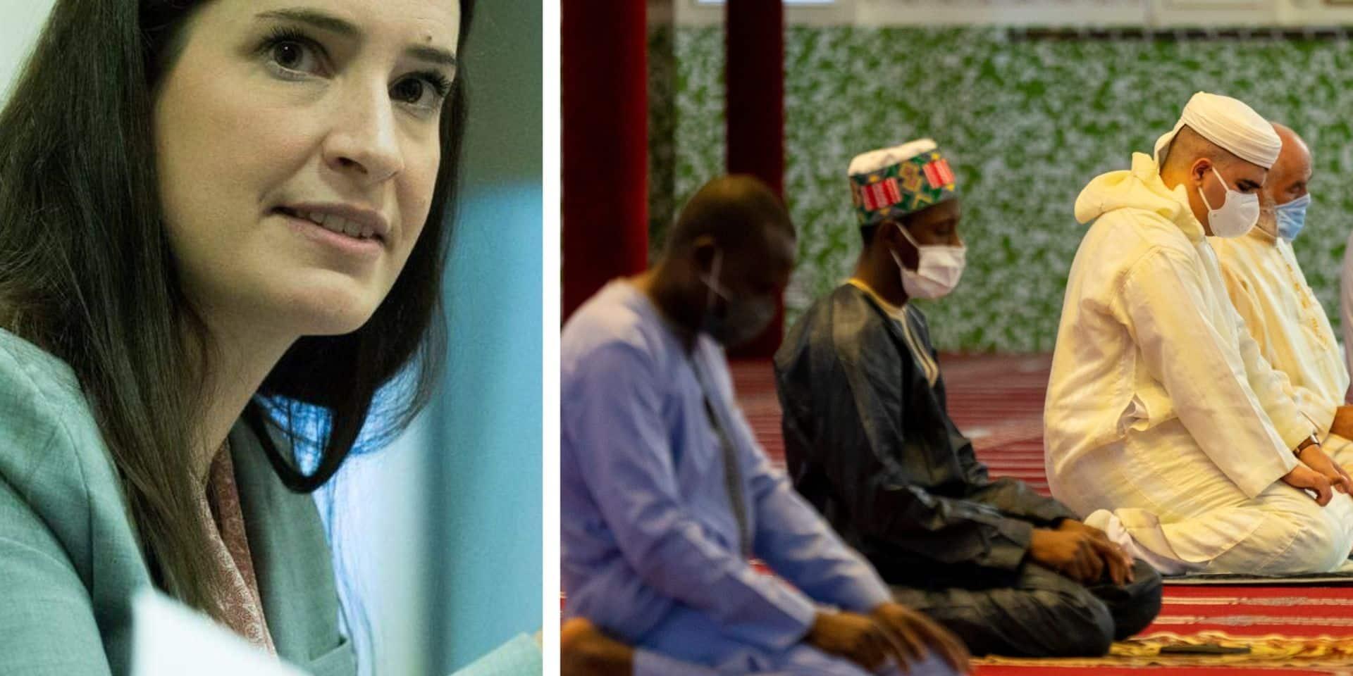 """Corinne Torrekens : """"La Belgique est aussi musulmane"""""""