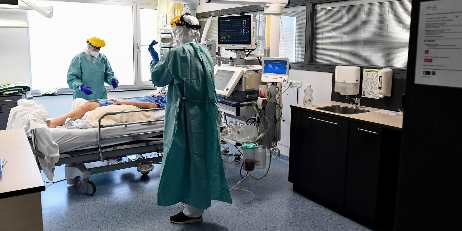 Coronavirus en Belgique : près de 500 nouveaux cas par jour en moyenne
