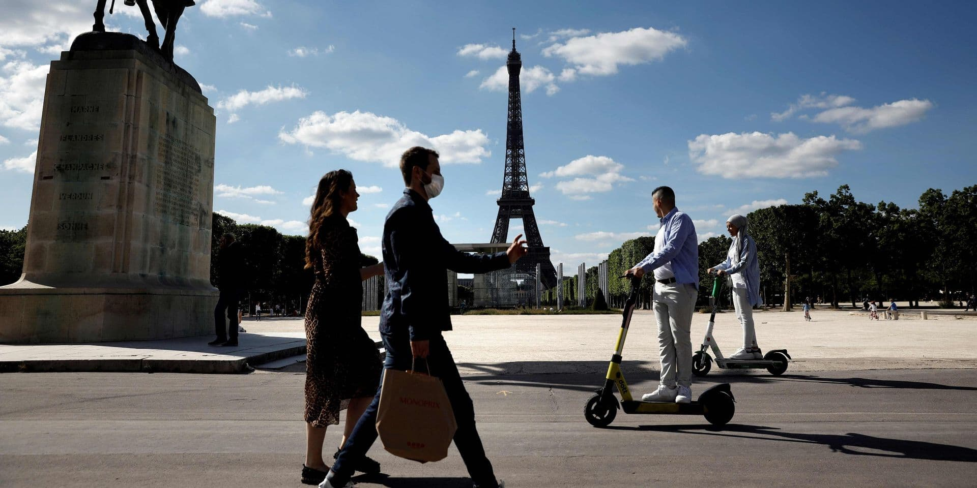 Coronavirus: la France revoit son bilan à la baisse