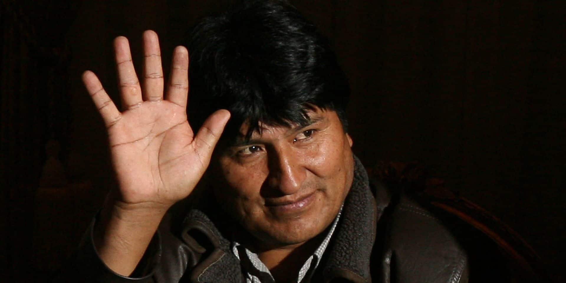 """Le Mexique accorde l'asile politique à Evo Morales: """"Sa vie et son intégrité physique sont menacées"""""""