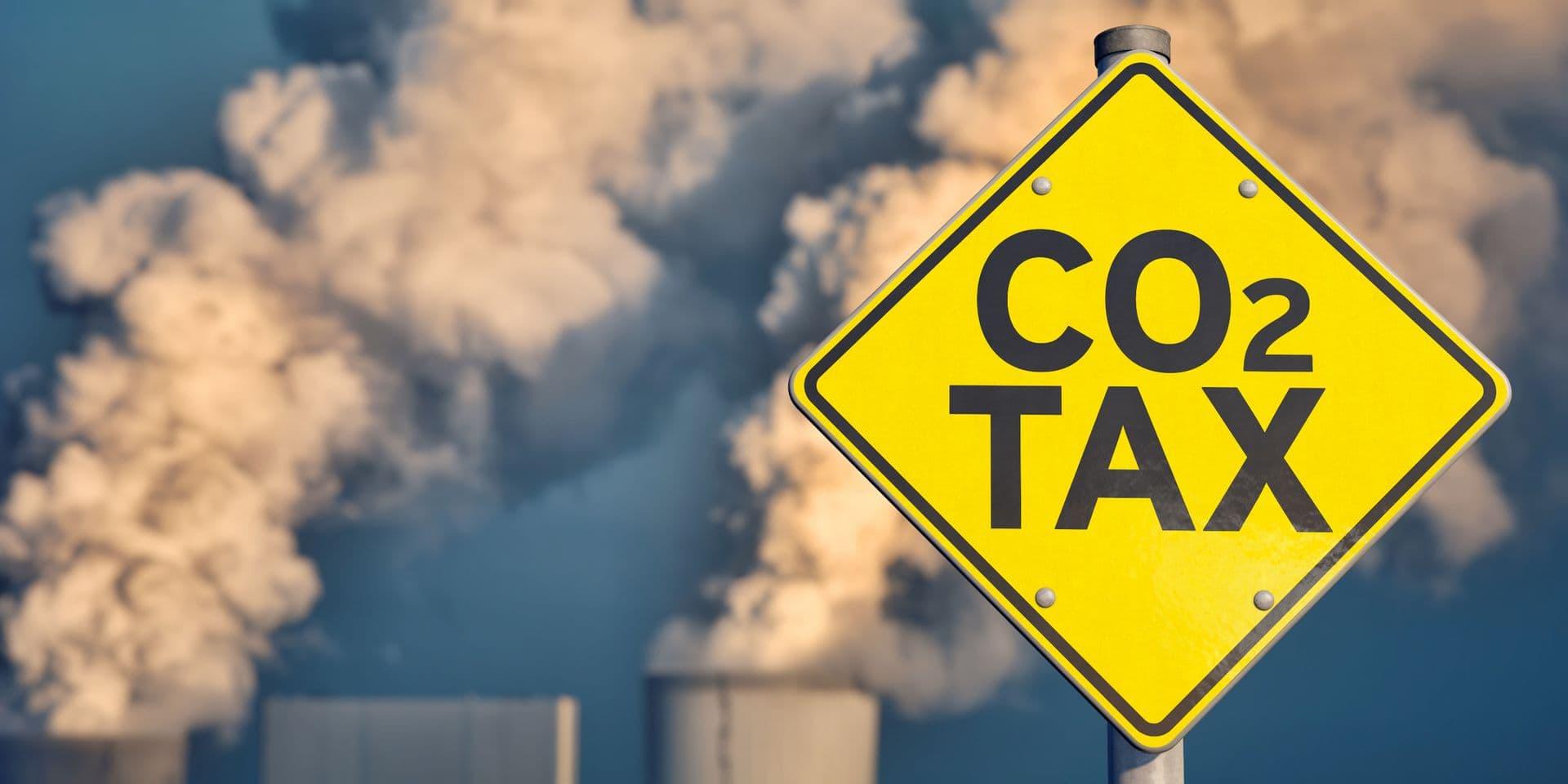 L'industrie belge a payé un montant record pour compenser ses émissions de CO2