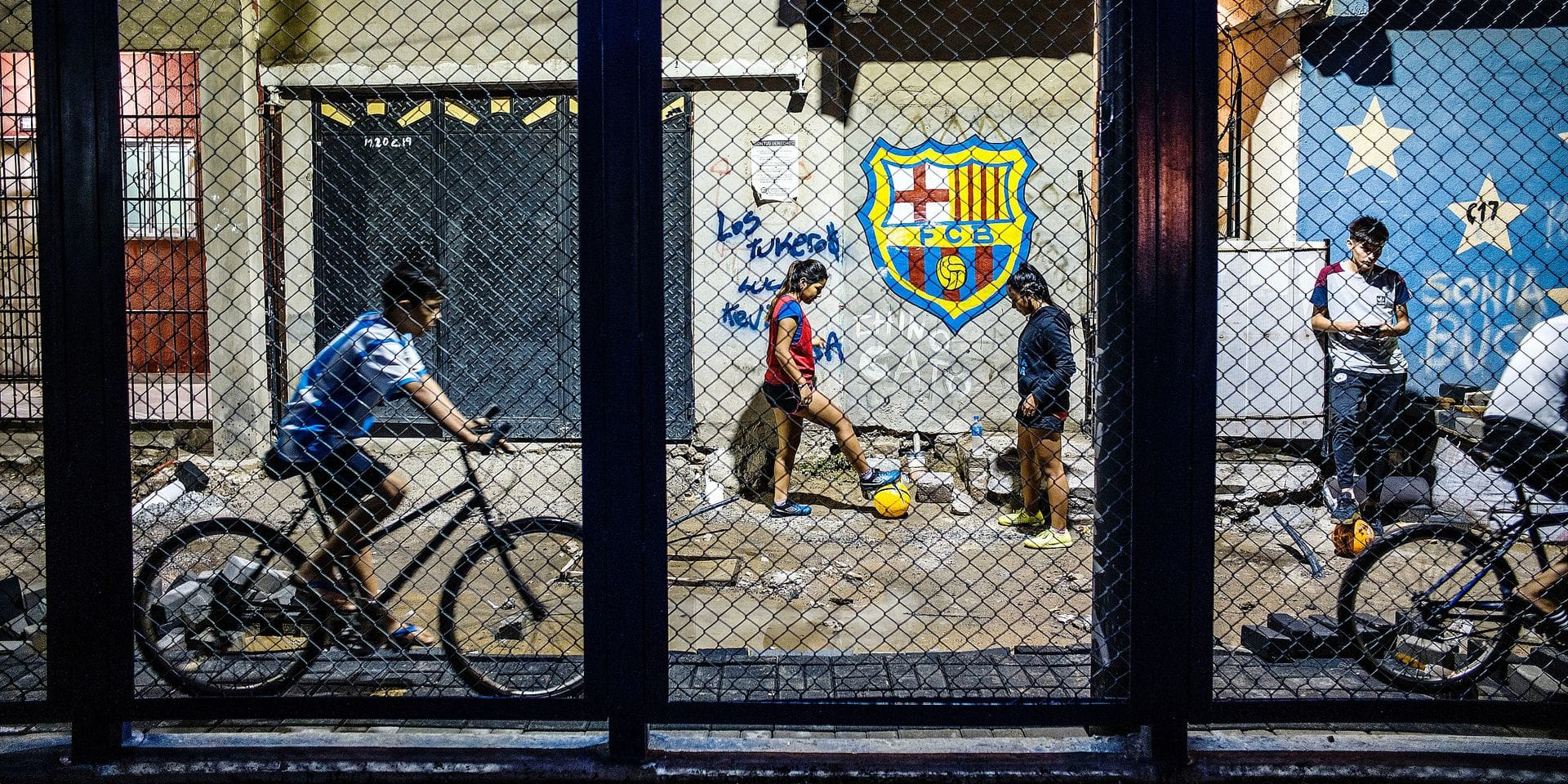 20190312 - ARGENTINE, BUENOS AIRES: What The Foot. Le 12 mars 2019. PHOTO OLIVIER PAPEGNIES / COLLECTIF HUMA CETTE IMAGE N'EST PAS LIBRE DE DROITS. UTILISATION UNIQUE POUR LE QUID DU 8 JUIN 2019