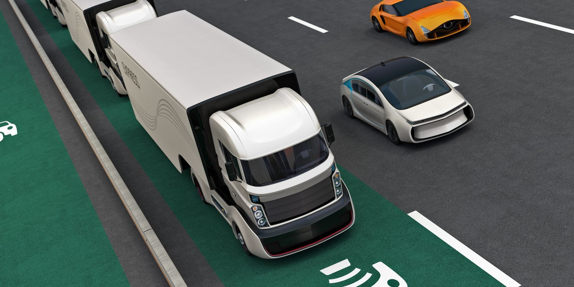 Avec le camion autonome, prenons-nous le virage dans la bonne direction ?