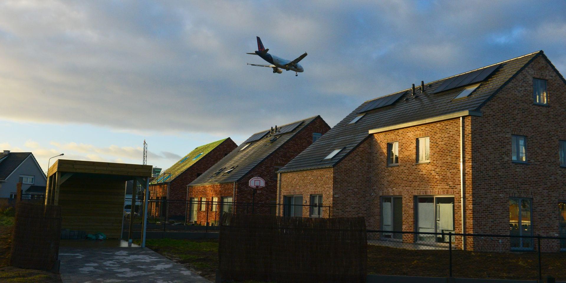 Le survol des avions gêne dans le Brabant wallon