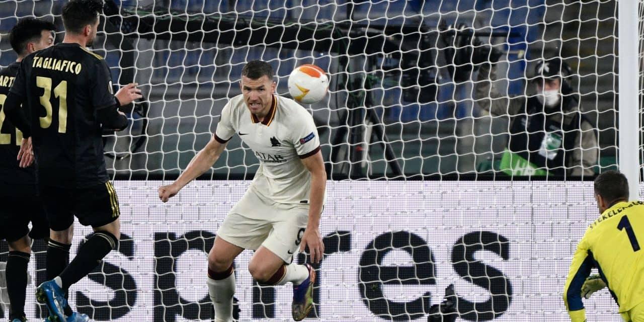 L'AS Rome se qualifie de justesse, Arsenal ne laisse aucune chance au Slavia Prague