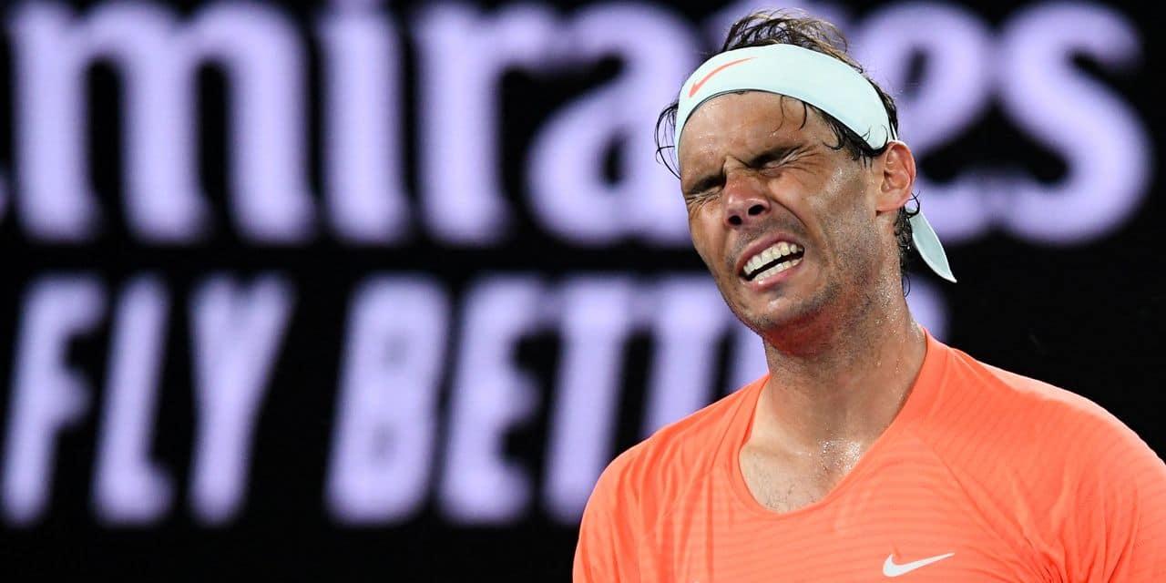 Sensation à l'Australian Open: Tsitsipas renverse Nadal après avoir été mené deux sets à rien - lalibre.be
